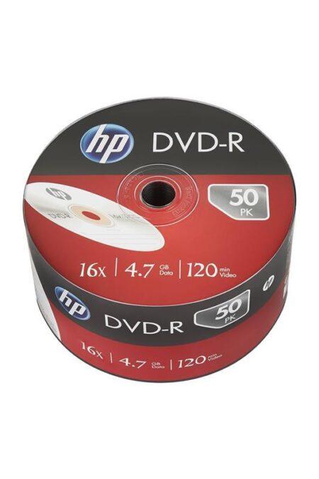 Диск DVD-R HP 4.7GB 120min 4x bulk 50 Оперативная полиграфия в Киеве. Печать на бумаге, Дисках, визитках - Dam.net.ua