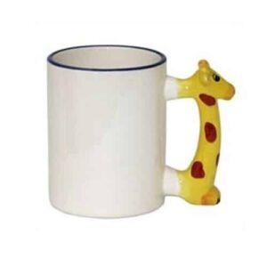 Детская Кружка Жираф